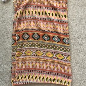 Forever21 Multicolored Scarf